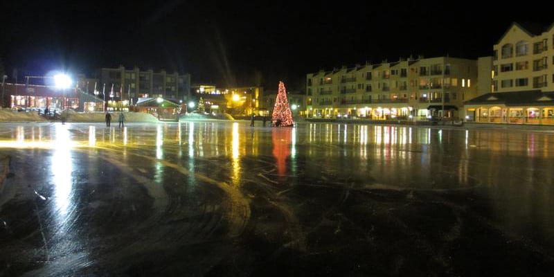 Keystone Lake Ice Rink