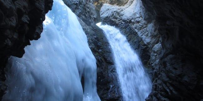 Zepata Falls