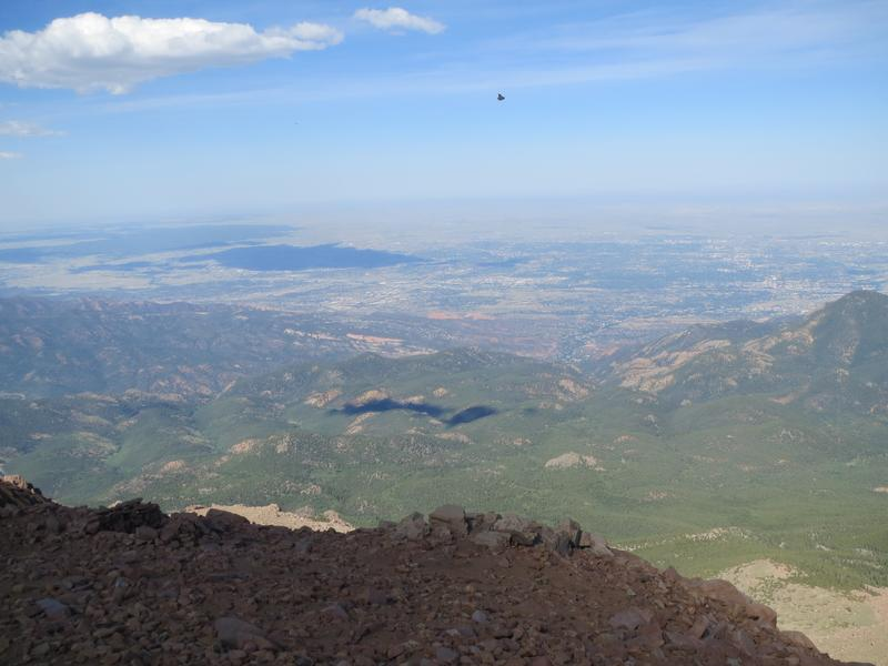how to drive up pikes peak