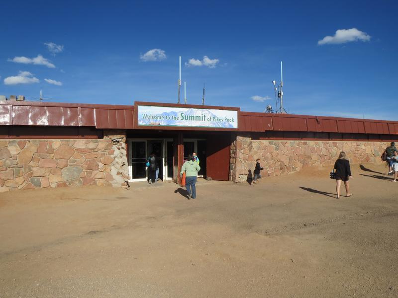 Pikes Peak Coffee >> Pikes Peak Cog Railway | Colorado Railroads