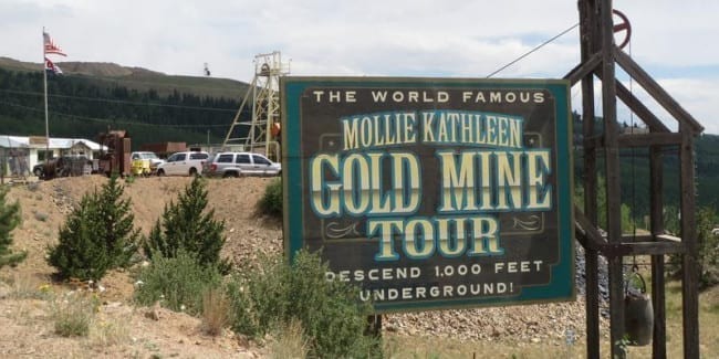 Mollie Kathleen Gold Mine Tour