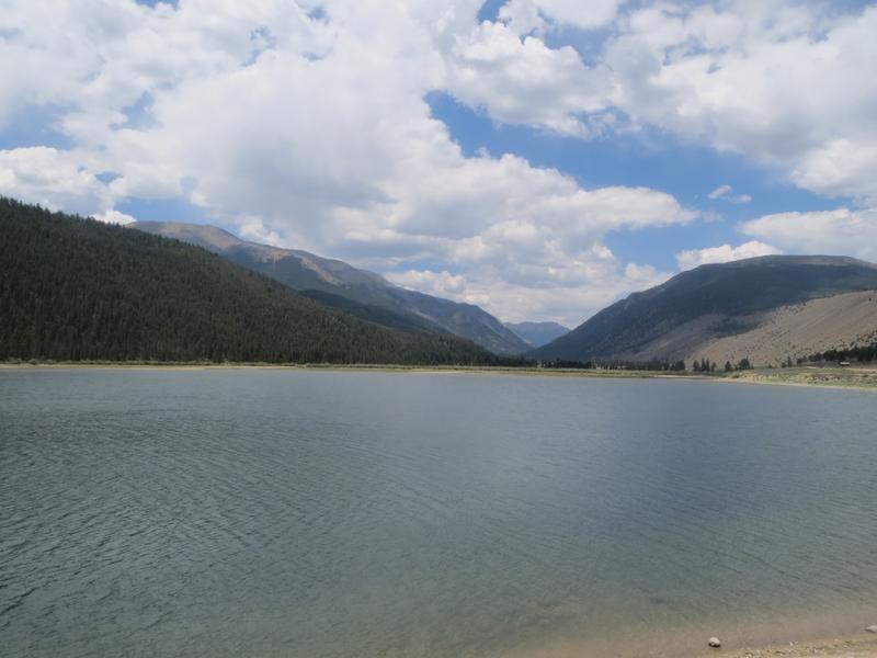 Clear Creek Reservoir San Isabel National Forest