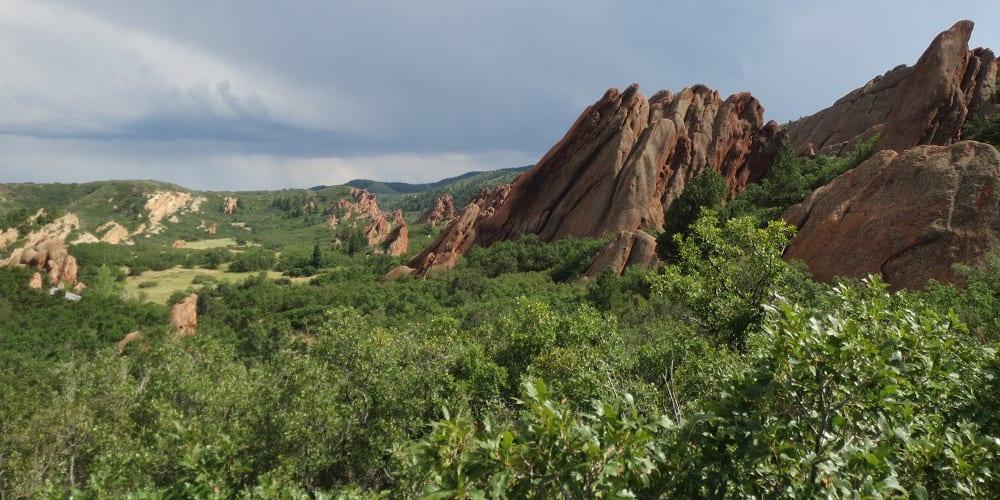 Garden Of The Gods Colorado Springs Co >> Colorado National Natural Landmarks | National Natural ...