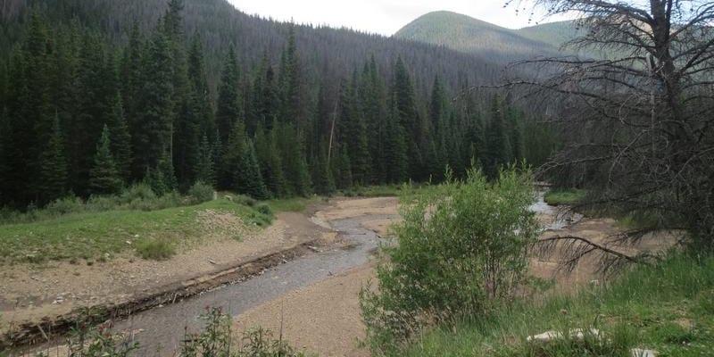 Saint Louis Creek