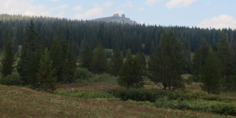 Routt National Forest Rabbit Ears Pass