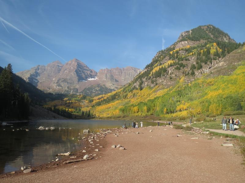 Maroon Bells White River National Forest