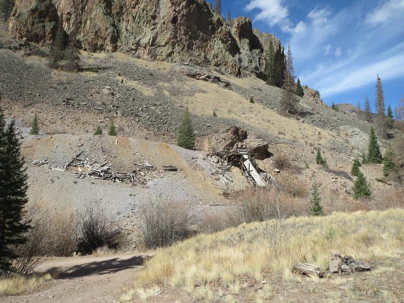 Bachelor Historic Loop Dispersed Camping