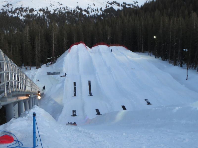 keystone tubing hill colorado snow tubing
