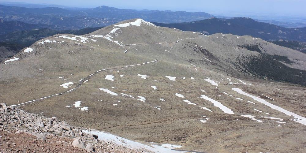 Pikes Peak Parking >> Mount Evans Scenic Byway - Idaho Springs   Colorado Scenic ...