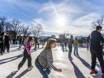 Acacia Park Ice Rink Colorado Springs
