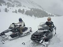 All Season Adventures Snowmobiling