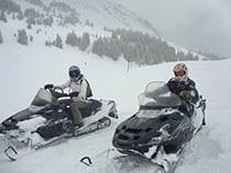 All Season Adventures Snowmobiling