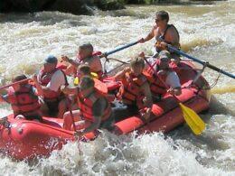 Animas River Whitewater Rafting