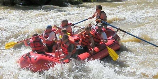 Animas River Whitewater Rafting