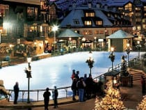 Beaver Creek Village Ice Rink