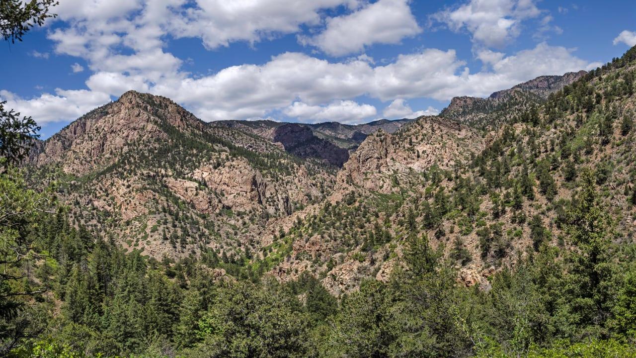 Beaver Creek State Wildlife Area Hiking Colorado