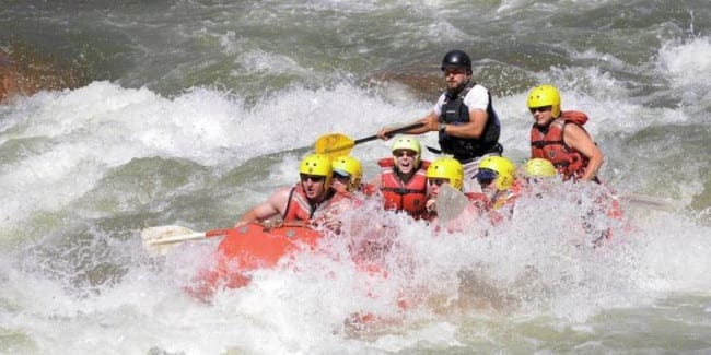 Blue River Whitewater Rafting