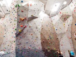 Boulder Rock Club Indoor Climbing