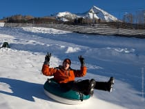 Crested Butte Tubing Hill