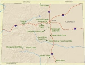 Colorado National Natural Landmarks