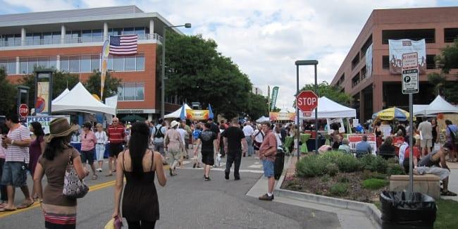 Cherry Creek Arts Festival