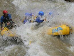 Clear Creek Whitewater Rafting