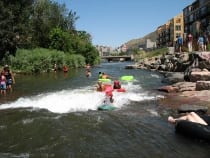 Clear Creek Tubing