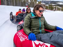 Coca-Cola Tubing Hill Winter Park
