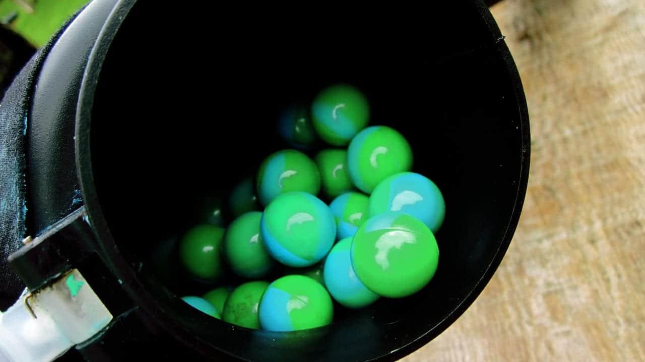Colorado Paintball Gun Paintballs Loader