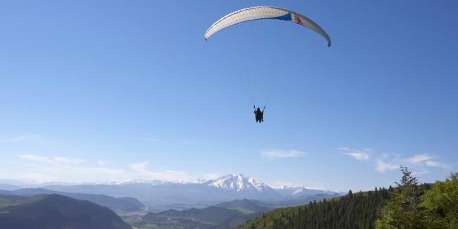 Colorado Paragliding