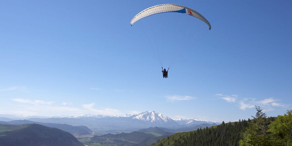 Colorado Paragliding