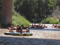 Colorado River Tubing