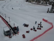 Copper Mountain Tubing Hill