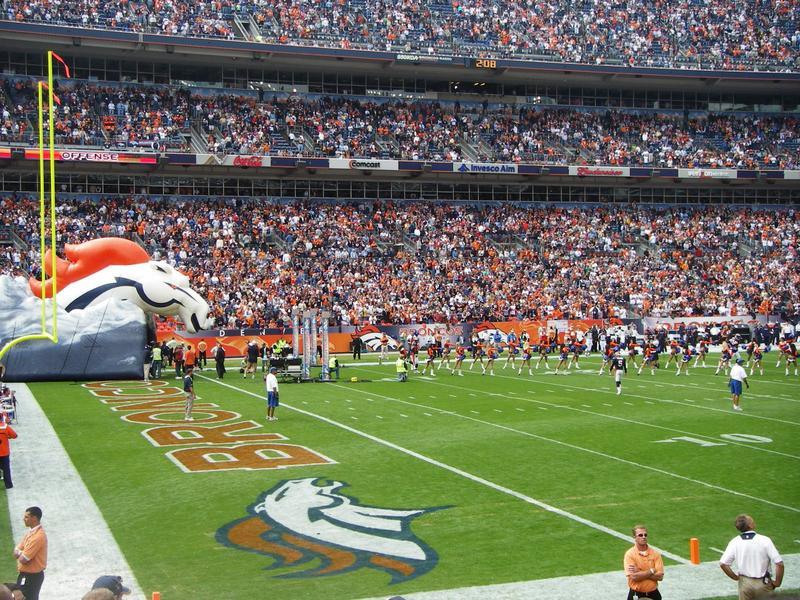 Denver Broncos Football Colorado Sports Teams