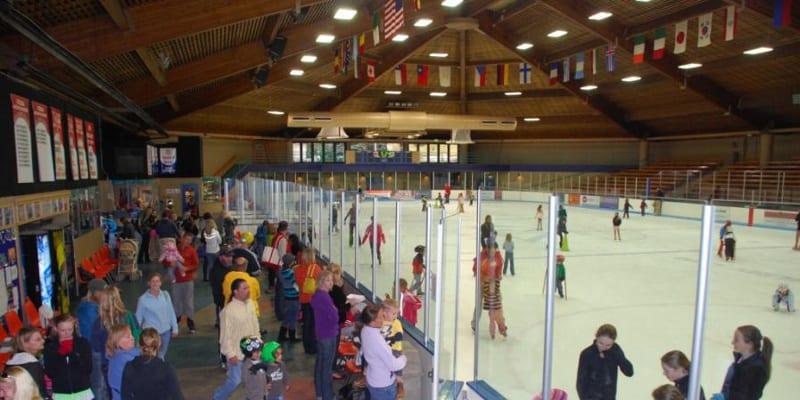 Dobson Ice Arena Vail
