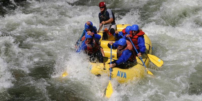 Dolores River Whitewater Rafting