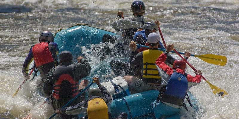 Eagle River Whitewater Rafting