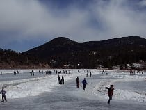 Evergreen Lake Ice Rink
