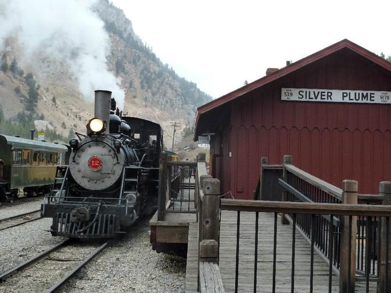 Georgetown Train And Mine Tour