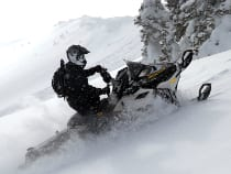 On The Trail Snowmobile Rentals Grand Lake