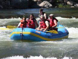 Gunnison River Whitewater Rafting