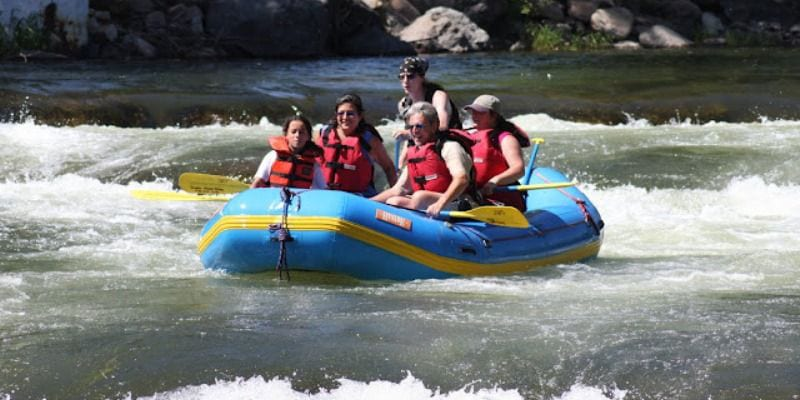 Gunnison River Whitewater Rafting