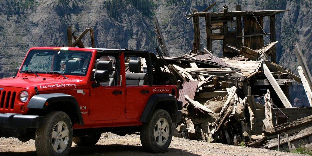 Silverton Jeep Rentals
