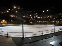 Keystone Dercum Square Ice Rink