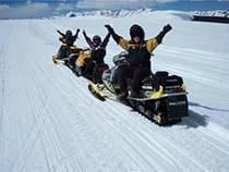 Lake City Auto Snowmobiling
