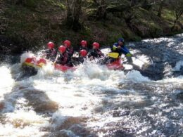 North Platte River Whitewater Rafting