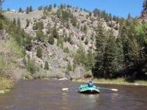 North Platte River Rafting