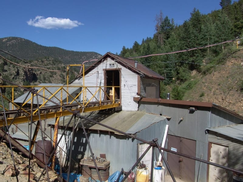 Phoenix Gold Mine Tours