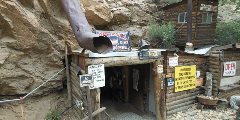 Phoenix Gold Mine Tour