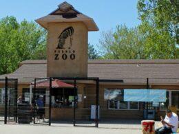 Pueblo Zoo.